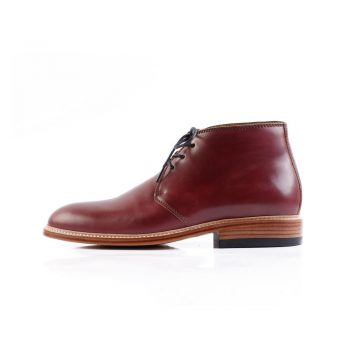 NEAT Shoes – BURGUNDY