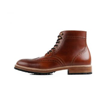VALOR Boots – English Dub Tan